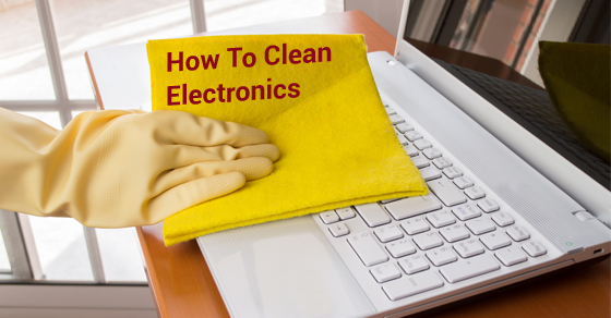 Cleaning Electronics