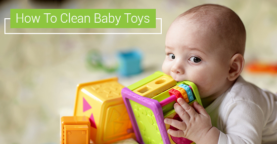 How To Clean Toys 72