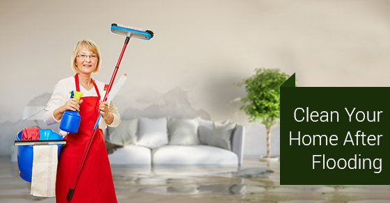 Clean Your Home After Flooding