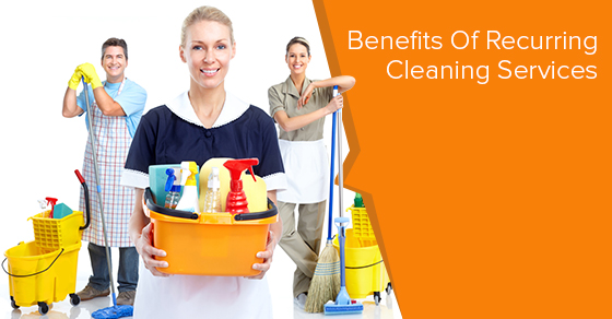 Benefits Of Recurring Cleaning Services