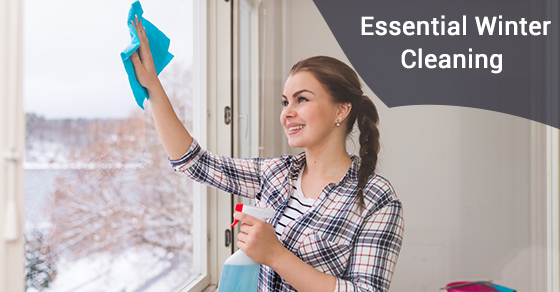 Essential Winter Cleaning