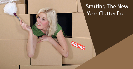Starting The New Year Clutter Free